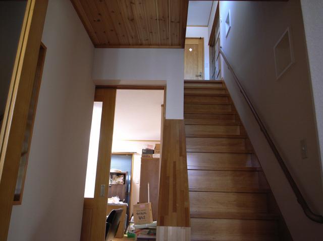 階段のお写真 大阪府高石市